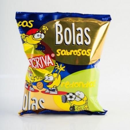 BOLAS QUESO 30 g