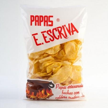 PAPAS  TRADICIONALES 450 g